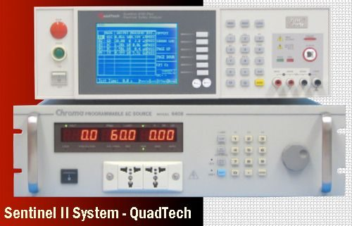 Sentinel II System - QuadTech